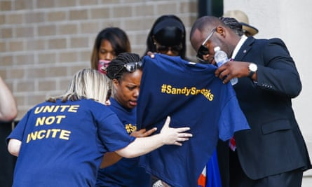 Funeral for Sandra Bland