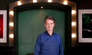 David Pickard, the new head of the BBC Proms.