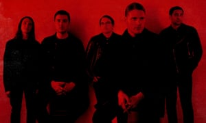 New heights … Deafheaven.