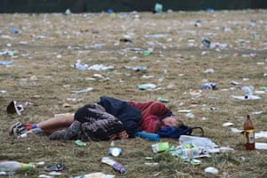Glastonbury 2019: the aftermath – in pictures | Music | The Guardian