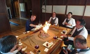 Yanagiya restaurant