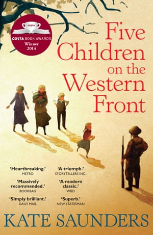Five Children On The Western Front. Book