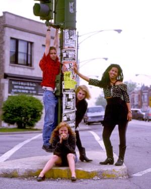 Throwing Muses, circa 1989