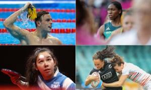 Commonwealth Games composite