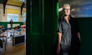 'There isn't a big tradition of putting the violence of atrocity on stage in Britain' … director Katie Mitchell.