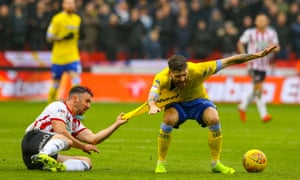 Leeds United have set the pace, but local rivals Sheffield United are among the teams hoping to reel them in during the run-in.
