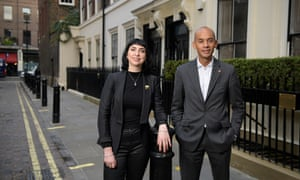 Jenn Selby, the Women's Equality party candidate, stood aside for Chuka Umunna of the Liberal Democrats in the Cities of London and Westminster constituency.