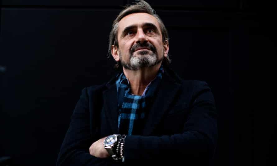 SuperDry co-founder Julian Dunkerton