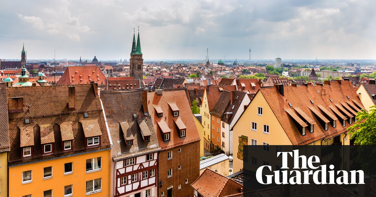 History lesson: Nuremberg rebuilt – a summer tour of Germany, part ...