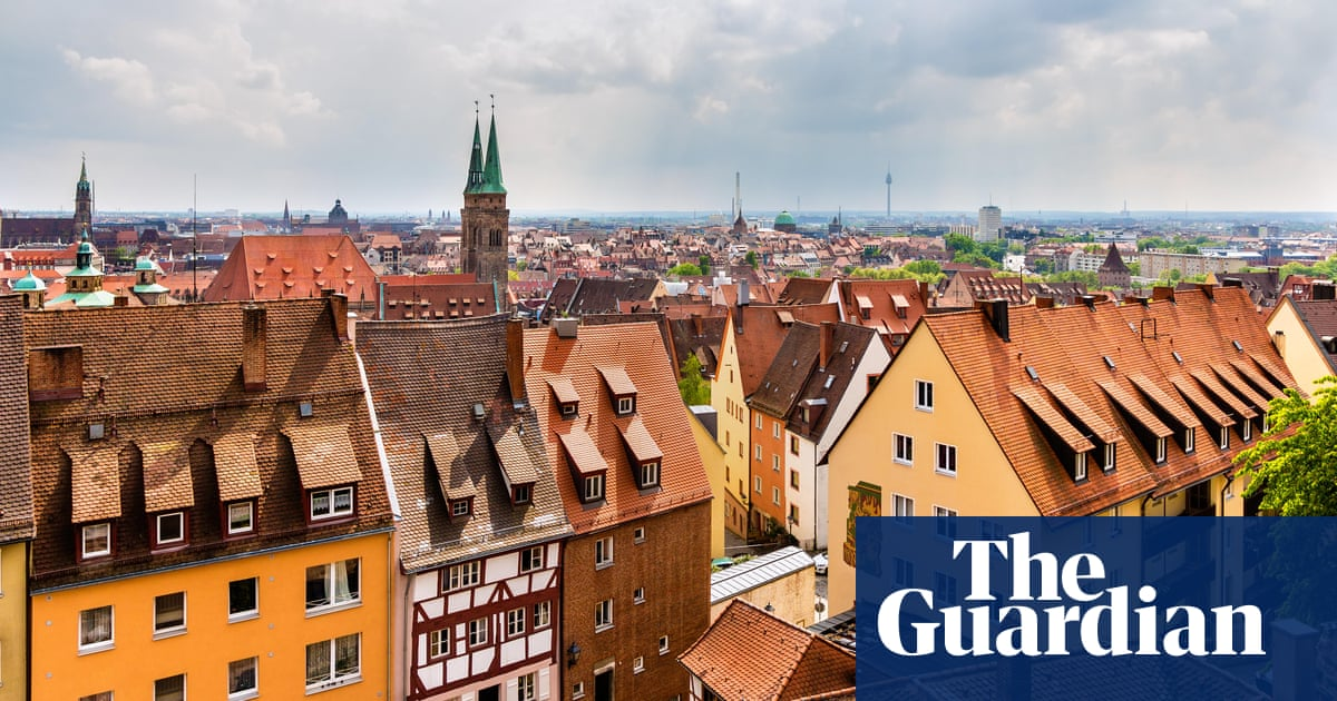 history lesson nuremberg rebuilt a summer tour of germany part two travel the guardian. Black Bedroom Furniture Sets. Home Design Ideas