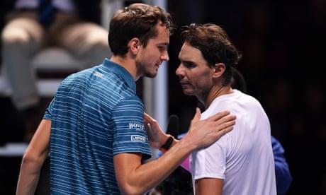 Daniil Medvedev v Alexander Zverev: ATP World Tour Finals - live!