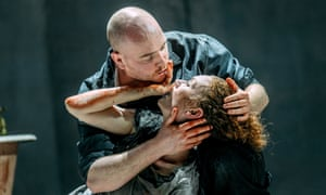 Adam Best and Kirsty Stuart in The Duchess of Malfi