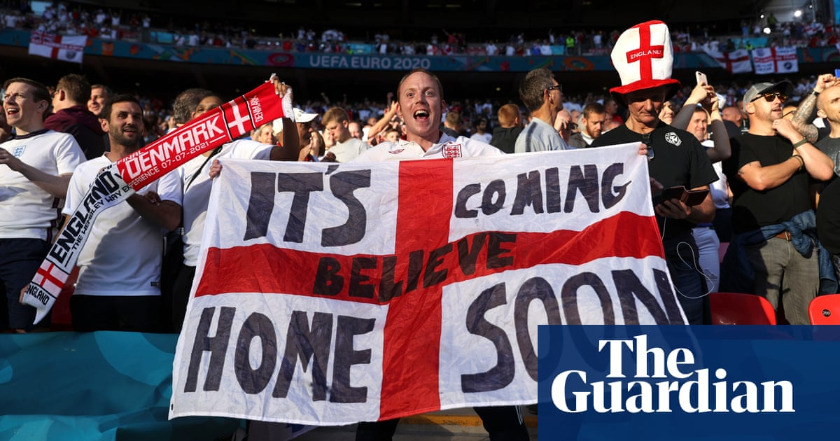Anyone but England? Scots and Welsh warm to likable team but not the hype