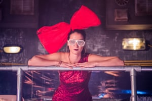 Beatriz Romilly (Betty 3) in Collective Rage