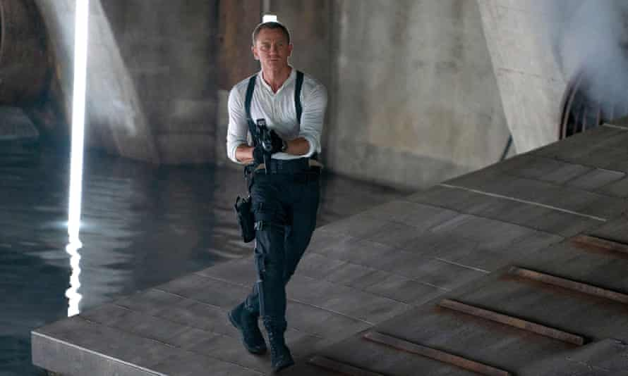 Daniel Craig in No Time to Die, which is presently due be released in the UK on 30 September.