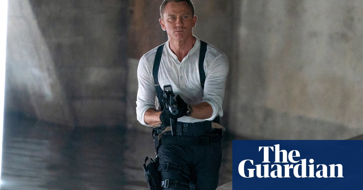 No Time to Die: Bond 25 pushed back again to spring 2021