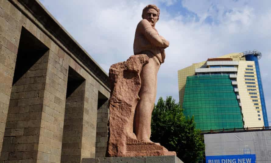 Yerevan's worst building