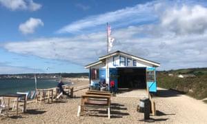 """""""The Hoxton Special, a beachside cafe"""