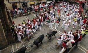 San Femín festival