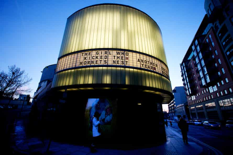 The Cornerhouse cinema in Manchester relocated with the Library Theatre Company to a new £25m arts complex.