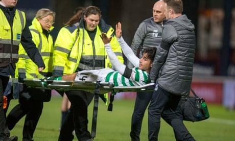 Daniel Arzani faces a season out after Celtic indicate ACL damage