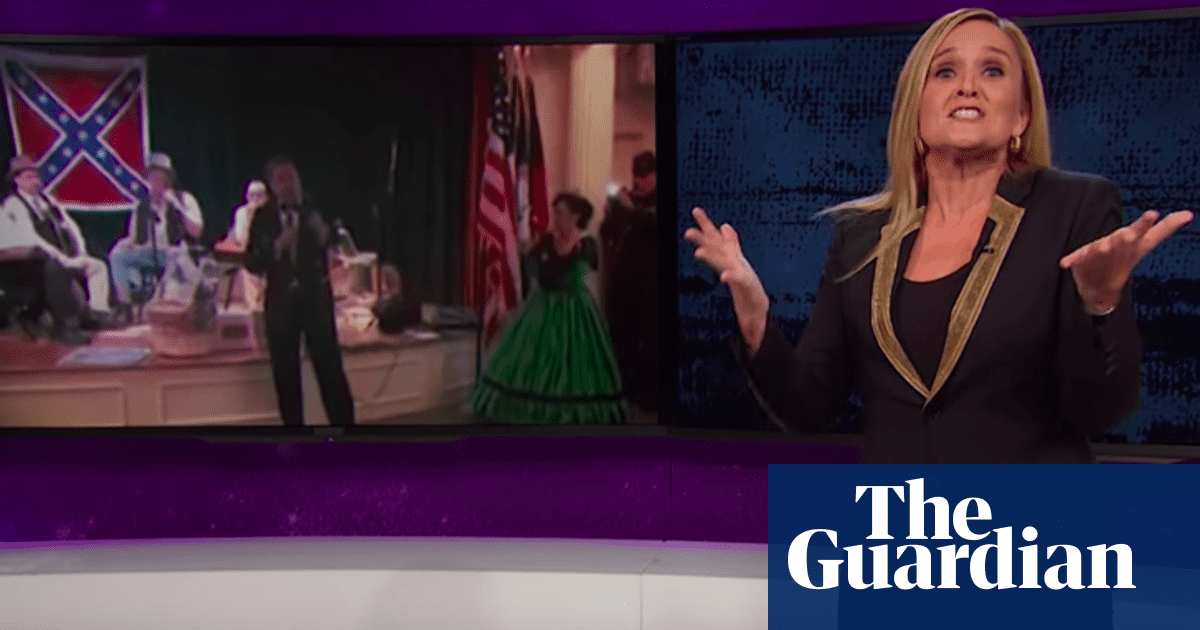 Samantha Bee: 'Nazis understand grassroots organizing better than the Democrats' | Culture | The Guardian