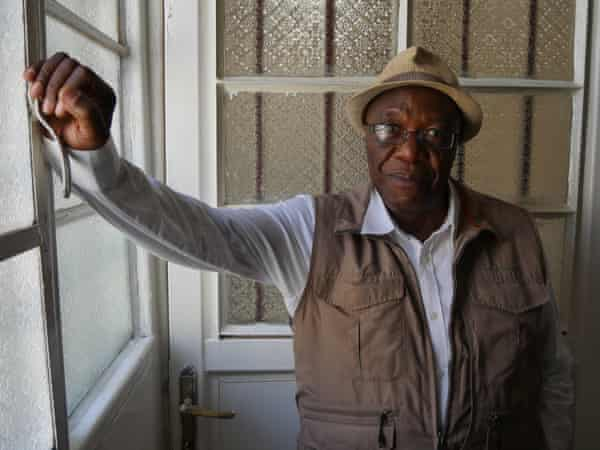 Dr Jo Lusi, founder of the Heal Africa hospital that has treated thousands of rape survivors