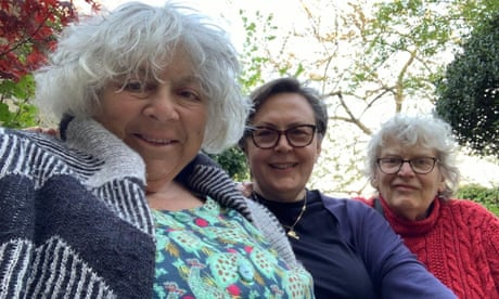 Driving Miss Margolyes – A hilarious road trip through Europe in lockdown