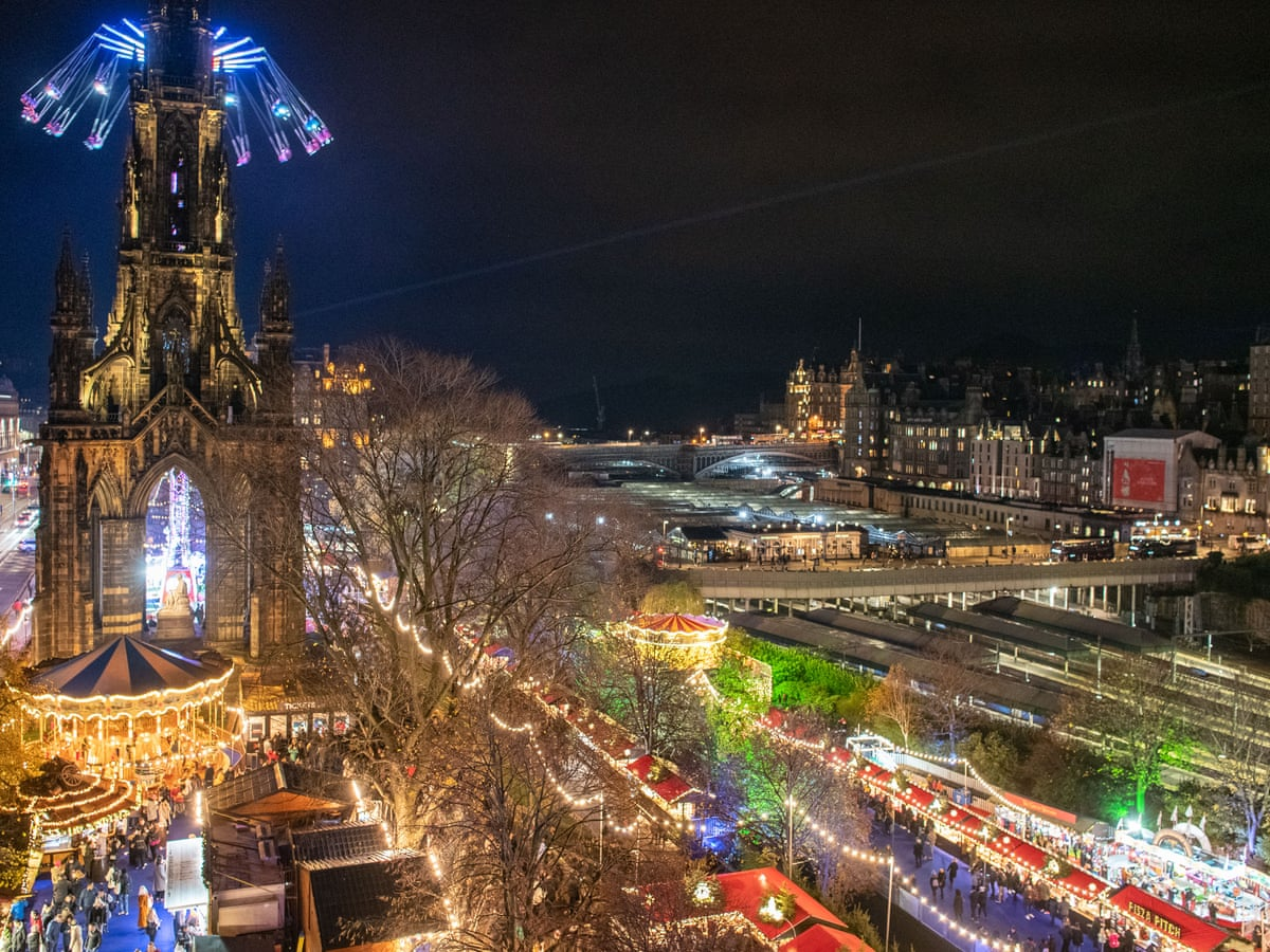 Christmas In Edinburgh 2020 Tacky' Christmas market inflames battle for the soul of Edinburgh