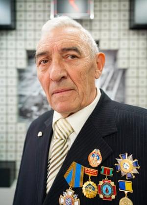 Markin Vasily Nikolaevich