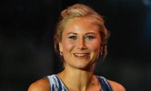 2021 Australian of the Year winner Grace Tame.
