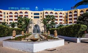 The Imperial Marhaba hotel in Sousse.
