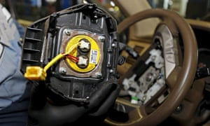 The Takata airbag inflator is one of the largest product recalls in history.