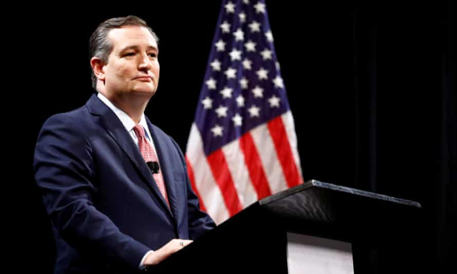 Ted Cruz, who rode the Tea Party wave into the Senate in 2012, is for the first time facing a viable challenge from the left.
