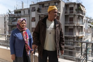 Ewaz, 71, and Safora Faqiri, 64, Afghan refugees and torture survivors, have been in Greece for nearly a year despite being given permission to join their family in the UK.