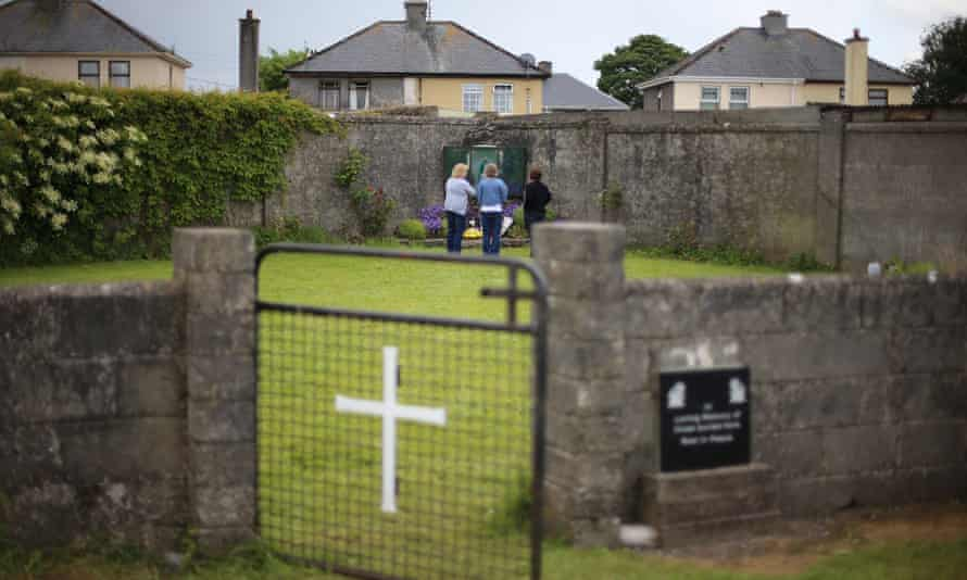 Human remains have been discovered in discovered in underground chambers at the site in Tuam, Galway.