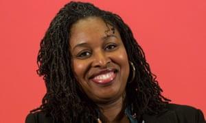 Labour MP, Dawn Butler