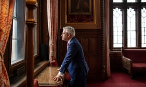 'Memoir as both therapy and revenge': John Bercow inside the House of Commons, May 2019