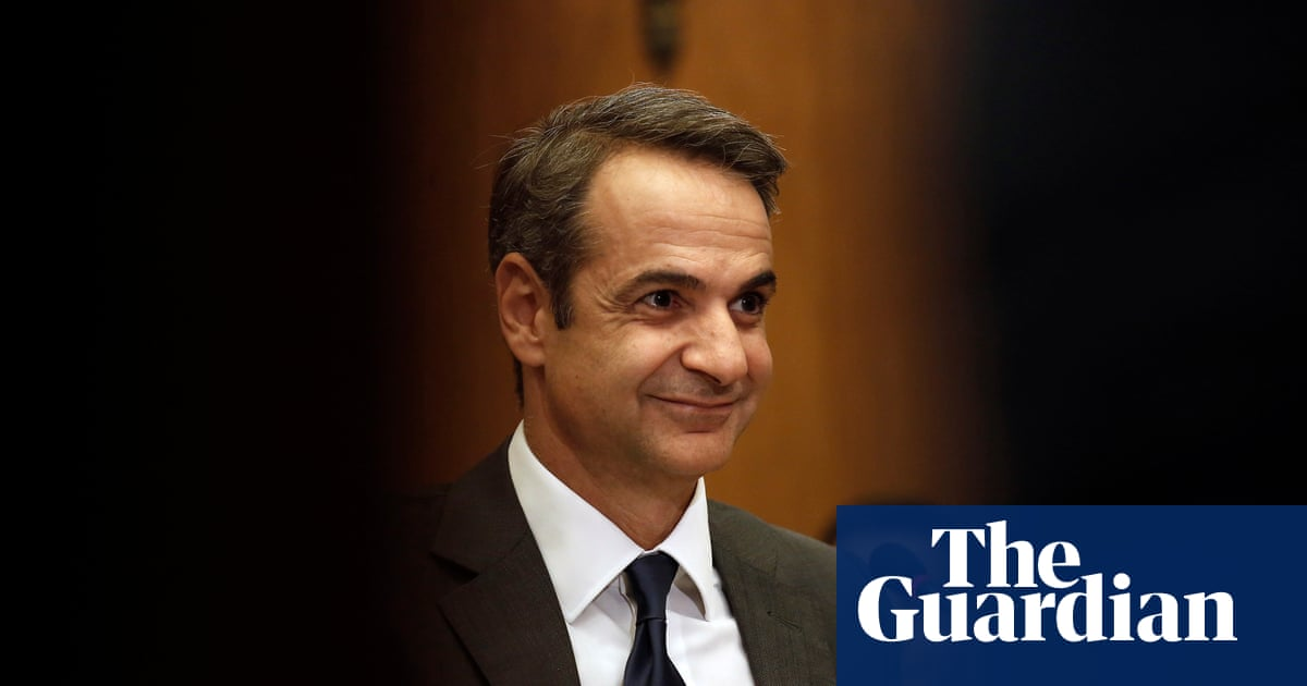 Kyriakos Mitsotakis: the new Greek PM hits the ground running