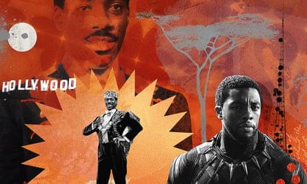 Murphy's lore... Coming to America and Chadwick Boseman's Black Panther