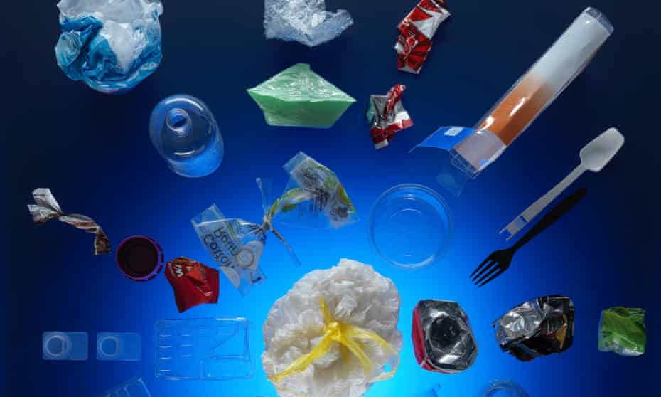 Plastics of Zoe Daniels