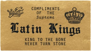 Thee Almighty & Insane: Chicago Gang Business Cards from the 1970s & 1980s
