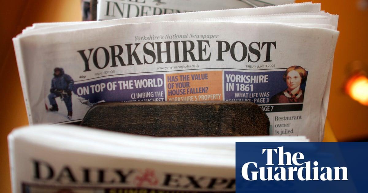 National World eyes bid for ailing UK regional newspaper titles