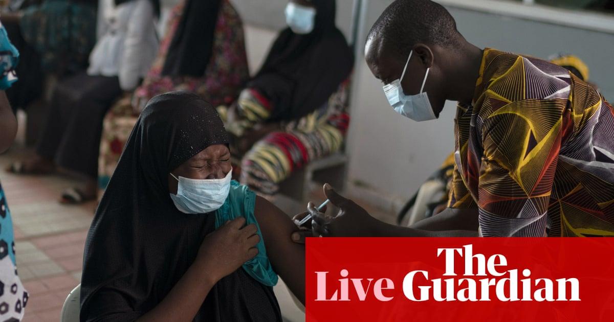 Coronavirus news live: African Union to buy 110m Moderna vaccines, NZ to set vaccine mandates for 40% of workforce