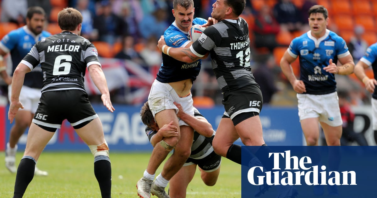 Toulouse Olympique are starting to dream of Super League promotion