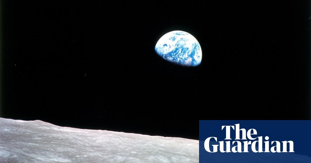 Earthrise: the story behind our planet's most famous photo   Art and