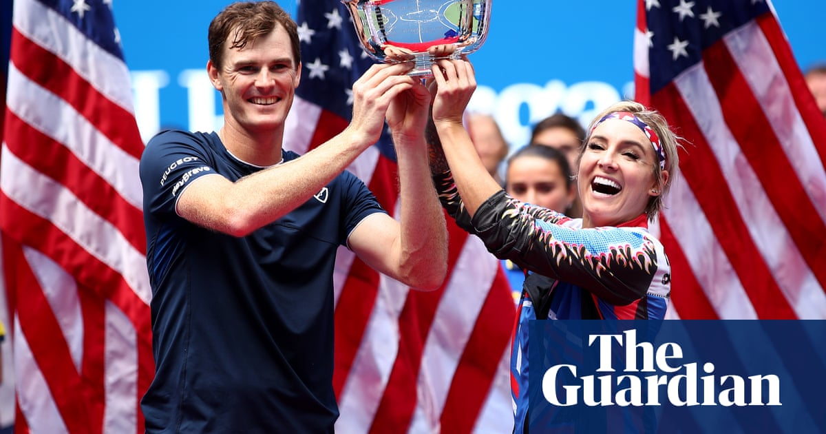 Jamie Murray and Mattek-Sands team up for Scots fourth US Open doubles title