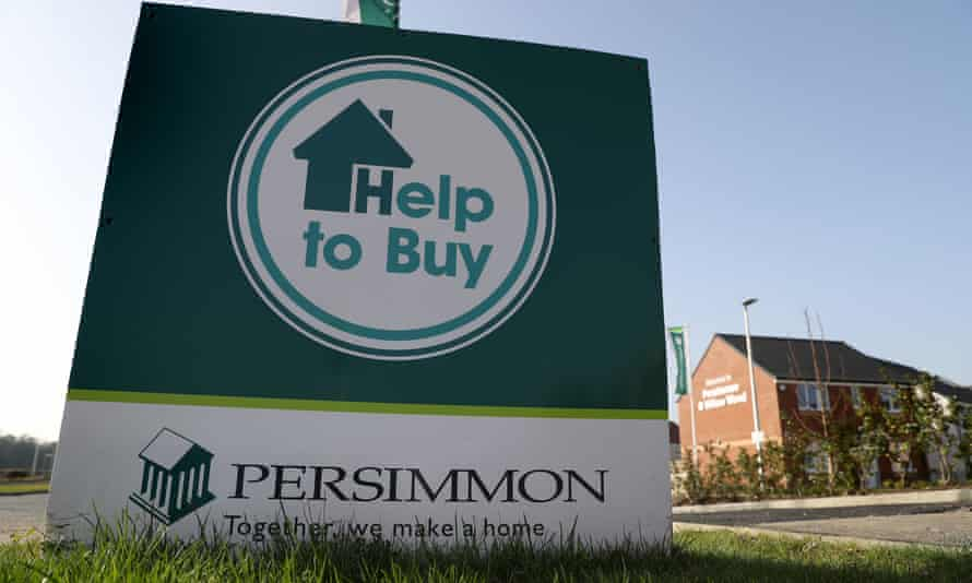 Persimmon housing development