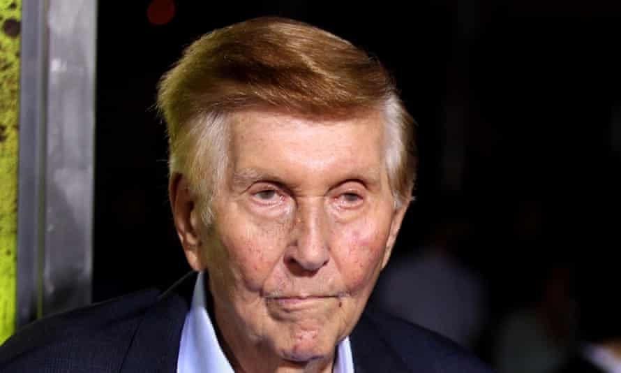 Sumner Redstone has been fond of telling people he will live forever.