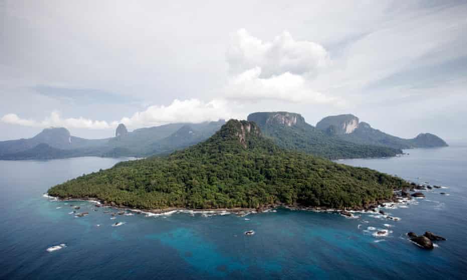 Príncipe Island Island in São Tomé and Príncipe, Africa
